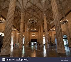 Groin Vault Ceiling Images by Valencia Silk Exchange Building Contract Hall World Heritage