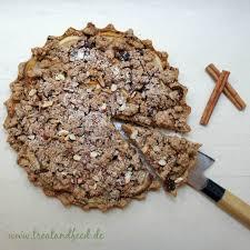 apfel streusel kuchen ohne zucker gut für kinder