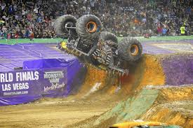 Monster Jam's Tom Meents Talks Keys To Victory - Orlando Sentinel