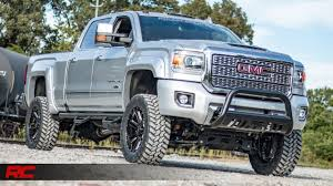 2018 GMC Sierra 2500HD Denali Rough Country Off-Road Edition (Silver ... Gmc Sierra Hd Adds Offroadinspired All Terrain Package Motor Trend Introduces New Offroad Subbrand With 2019 At4 The Drive Chevycoloroextremeoffroad Fast Lane Truck Best Used To Buy In Alberta 2016 X Revealed Gm Authority Introducing The 2017 Life Trucks Kamloops Zimmer Wheaton Buick 1500 Chevrolet Silverado Will Be Built Alongside Debuts Trim On Autotraderca Headache Rack 2014 2018 Chevy Add Lite Front Bumper