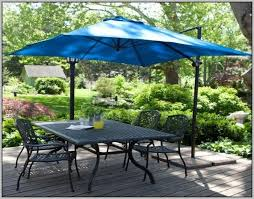 Walmart Patio Umbrellas With Solar Lights by Download Cantilever Patio Cover Garden Design