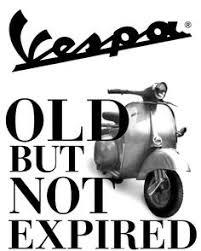 Vespa Elegante Poster On Behance