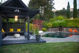 100 Eichler Landscaping Monarch Gardens Modern Asian