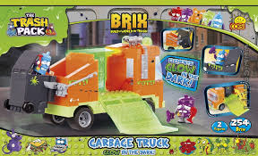 Garbage Truck Glow In The Dark - Trash Pack Brix - For Kids {%wiek ... Bruder Man Tga Side Loading Garbage Truck Orangewhite 02761 Buy The Trash Pack Sewer In Cheap Price On Alibacom Trashy Junk Amazoncouk Toys Games Load N Launch Bulldozer Giochi Juguetes Puppen Fast Lane Light And Sound Green Toysrus Cstruction Brix Wiki Fandom Moose Metallic Online At Nile Glow The Dark Brix For Kids Wiek Trash Pack Garbage Truck Mllauto Mangiabidoni Camion