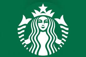 716 X 478 In New Starbucks Logo Drawing