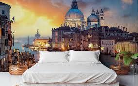 fototapete im schlafzimmer bunte träume und entzückende