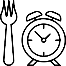 Lunch Time Svg Png Icon Free Download 479531
