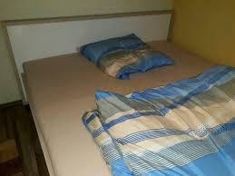 schlafzimmer bett gästebett doppelbett