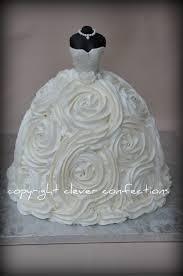 Wedding dress cake designs idea in 2017
