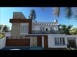 concevoir maison moderne avec 2 chambres et 1 suite code 003