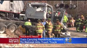 Train Carrying House Republicans Hits Truck In Virginia « CBS Chicago Train Collides With Ups Truck In Stilwell Fort Smithfayetteville Tunisian Train Hits Truck Blocking Tracks 18 Dead The San Diego Amtrak Collides Carrying Bacon Near Wilmington Trirail Garbage Lake Worth Sun Sentinel Hydrochloric Acid Road Reopens Residents Allowed Back Homes Gop Lawmakers Aboard That Cnn Video Dump Stow Fox8com Multiple Cows Killed After Torn Apart By Two Trains At Rail Crossing Kazakhstan Youtube Carrying Lawmakers Hits 1 On Killed Stalled Semi Sebree As Csx Works Multiple Crossings Closes Hanson East Of Fowler