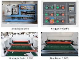 r r d1300 polishing machine high quality italy technology german
