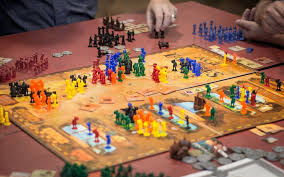 Railways World Brings Us This Adaptation Of Microsofts Popular Startegy Game Conquer The New With Your Settlers Move Forward Through Three Ages