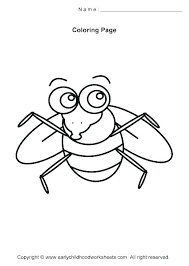 Fly Coloring Page Pages Guy
