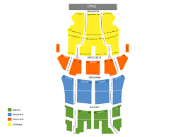 CIBC Theatre Seating Chart & Events in Chicago IL