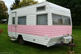 Vintage Camper Remodel THE JOY OF CAKING