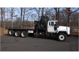 Mack Bucket Trucks / Boom Trucks In Pennsylvania For Sale ▷ Used ...