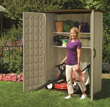 Rubbermaid Vertical Storage Shed by Epic Suncast Vertical Storage Shed Shelves 60 For How To Build A