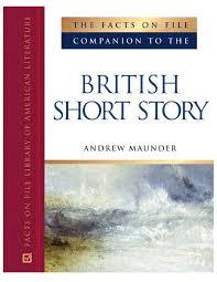 Companion To The British Short Story Companion To Literature Series