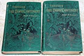 2 Volumes Through The Dark Continent HM Stanley NY1878Maps 20 Antique Books RARE