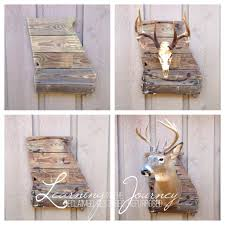 Moose Shed Antler Mounting Kit by Diy Fabric Covered Antler Mount Antlers Tutorials And Craft