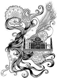 India More Coloring Pages Indian Elephant