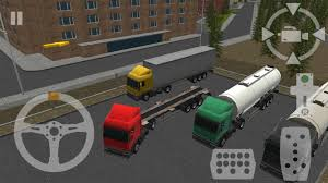 100 Semi Truck Parking Games Driver Trailer 3D Free Download Of Android Version