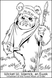 Star Wars Coloring Pages Free