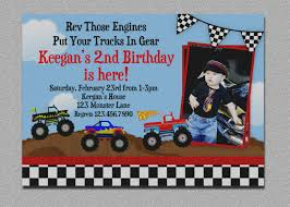 Images Of Monster Truck Birthday Party Invitations Invitation ... Mr Vs 3rd Monster Truck Birthday Party Part Ii The Fun And Cake Monster Truck Food Labels Mrruck_party_invitions_mplatesjpg Unique Free Printable Grave Digger Invitations Gallery Marvelous Ideas At In A Box Cool Blue Card Truck Birthday Blaze The Machine Invitation On Design Of Jam Ticket Style Personalized 599 Sophisticated Photo Christmas Card