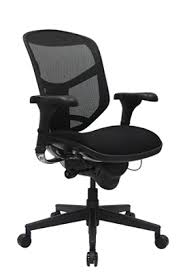Work Pro Office Furniture by Workpro Quantum 9000 Series Ergonomic Mid Back Meshfabric Chair