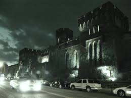 Eastern State Penitentiary Halloween 2017 by Terror Behind The Walls Auditions Potential Zombies At Eastern