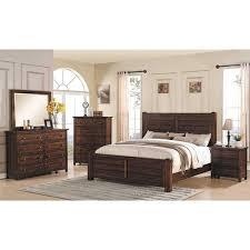 Dawson 5 Piece Bedroom Set 600 5PCSET Elements