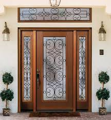 Fiberglass Entry Doors With Sidelights At Lowes Download Page –