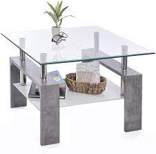 ts ideen design wohnzimmer glastisch glas beistell