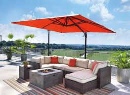 Watsons Patio Furniture Covers by Renway Beige And Brown Outdoor Sectional From Ashley Coleman