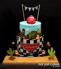 Fantastic Inspiration Cars 3 Birthday Cake All Cakes