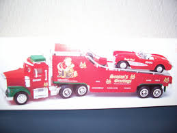 Amazon.com: Sears 1999 Car Carrier Truck - Holiday Collector ... Toy Truck Carrier Race Cars Color Boys Kids Toddlers Indoor Aliexpresscom Buy Portable Plastic Carrier Truck Model 12 Maisto Line Car Trailer Diecast Toy Wooden Transport Toys For Kids Cat Mega Bloks In Jerusalem Ramallah Hebron Big Blackred Little Tikes Ar Transporters Kids Toys Transporter 15 Heavy Duty With 5 Pull Back Metal Cars Megatoybrand Dinosaurs With Megatoybrand Hauler 6 Trucks Racing
