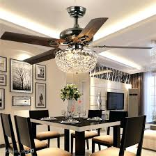 Cool Dining Room Ceiling Fans Crystal Fan Wood Leaf Antique Light Rooms With Sisal Rugs Traditional Luxury F