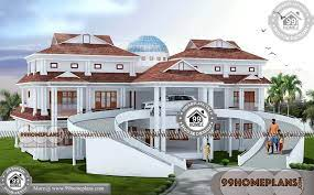 104 Home Designes Budget Plans Veedu Designs Best Modern 50 99 Lakhs S