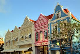 Aruba Dutch Colonial Architecture