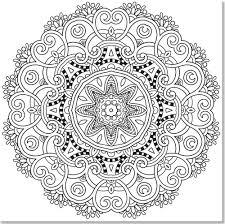 Mandala Designs Coloring Book 31 Stress Relieving