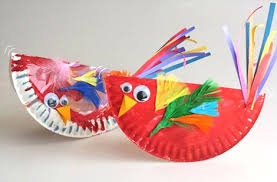 Craft Some Colourful Birds Celebrate Spring All Year Long With These Rocking Birdies Find Out How To Make Them Here