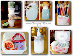 Reusing Household Items Ways Reuse Repurpose Broken