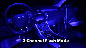 Colored Interior Car Light Bulbs New Xkglow 4x12inch Single Color ...