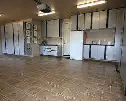 brilliant garage tile floor best garage floor tiles design ideas