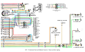 1972 Chevy Truck Wiring Harness - Wiring Diagram Data