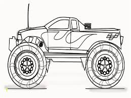 El Toro Loco Monster Truck Coloring Page 30 New Truck Coloring Page ...
