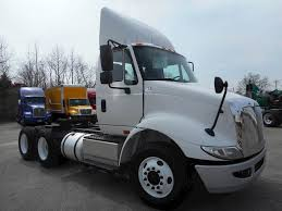100 Single Cab Trucks 2015 International 8600 Axle Day Truck N13 410HP 10