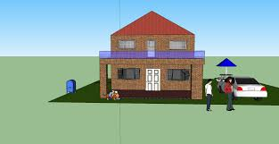 3D House Design Using Google Sketchup Abdulqudusbalogun, SketchUp ... Sketchup Home Design Lovely Stunning Google 5 Modern Building Design In Free Sketchup 8 Part 2 Youtube 100 Using Kitchen Tutorial Pro Create House Model Youtube Interior Best Accsories 2017 Beautiful Plan 75x9m With 4 Bedroom Idea Modeling 3 Stories Exterior Land Size Archicad Sketchup House Archicad Users Pinterest And Villa 11x13m Two With Bedroom Free Floor Software Review