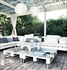 Shabby Chic Outdoor Furniture
